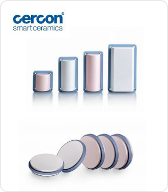 phôi răng sứ Cercon